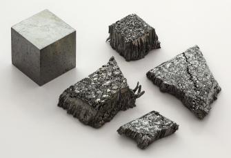 Lutetium (Lu) sublimed, dendritic